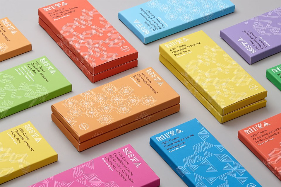 Paper Packaging Design Mockup